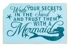 I will be a Mermaid