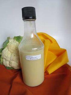 Creamy Cauliflower Dressing