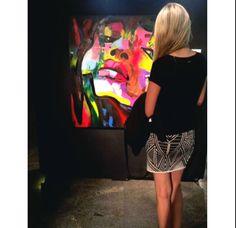 Eu amo as obras desse artista