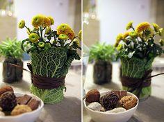 centrotavola con verdure A Casa di Ro | Interior design and style…