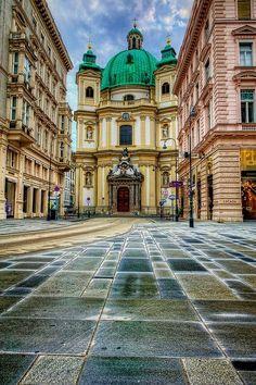 St. Peter's Church, Vienna, Austria: