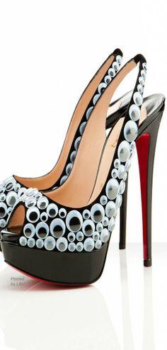 Louboutin Googly-eyes Heels | LBV ♥✤