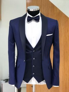 Men's Suits – Capstone Slim Fit Smokin Tuxedo – My Wallpaper Men's Suits – Capstone Slim Fit Smokin Tuxedo – My Wallpaper,Hochzeitsanzug Men's Suits – Capstone Slim Fit Smokin Tuxedo Tuxedo Suit, Tuxedo For Men, Groom Tuxedo, Mens Fashion Suits, Mens Suits, Suit Men, Womens Fashion, Tuxedo Colors, Traje Casual