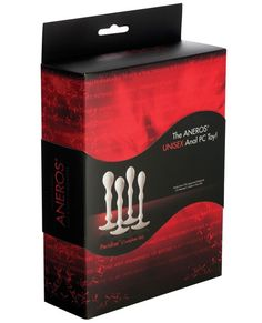 Aneros Peridise Complete Set - works in harmony with your body's own movements creating amazing sensations #SexyToys #AdultToys https://www.condomania.com/aneros-peridise-complete-set.html