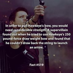 HAWKEYE IS AWESOME. HAWKEYE IS IMPORTANT. HAWKEYE DESERVES TO BE AN AVENGER. HAWKEYE IS SMART. HAWKEYE IS STRONG. <=== omg yes I've finally found another hawkeye lover!