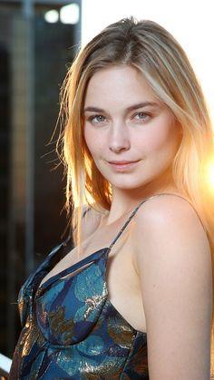 Bridget Malcolm, blonde, beautiful, 720x1280 wallpaper