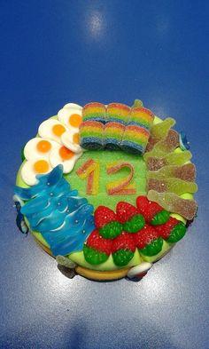 Una dulce tarta de Duldi Valencia para un cumpleaños de lo más dulce.