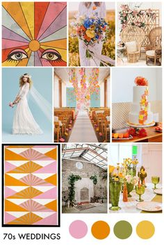 wedding inspiration – learn how to use one of the top trends for 2019 and 2020 weddings, along with four others, click through to see them all… - Boxer Braids - Coins - Hot Lilac Wedding, Mod Wedding, Wedding Bouquets, Dream Wedding, Wedding Day, Wedding Mandap, Wedding Gifts, Wedding Gazebo, 1960s Wedding