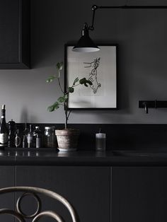 Mörkt – det nya ljust och fräscht. | riazzoli.se