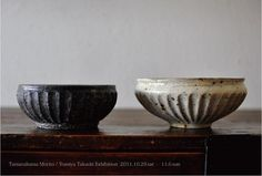 Home Decor Objects Ideas & Inspiration : Tatsuruhama Morito and Yomiya Takashi Slab Pottery, Pottery Bowls, Ceramic Bowls, Ceramic Pottery, Ceramic Art, Stoneware, Japanese Ceramics, Japanese Pottery, Decorative Objects