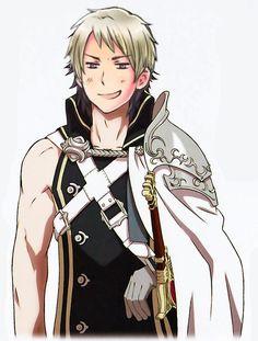 Prussia as Chrom