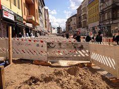 NIC Neukölln Info Center: Karl-Marx-Straße: Unter dem Pflaster liegt der Str...