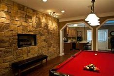 basement man cave