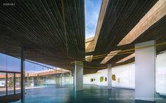 Palacio de congresos y exposiciones de Villanueva de la Serena (Badajoz) | Pancorbo, de Villar, Chacón y Martín, arquitectos