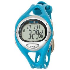 timex ironman triathlon sleek icontrol {ice blue} Timex Ironman Triathlon, Timex Watches, Iron Man, Ice, Bright, Products, Ice Cream, Beauty Products
