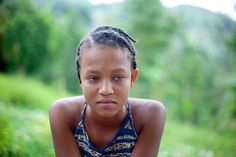 Polish descendants in #Haiti. Fascinating history of the people who today count their ancestry as Polish in modern Haiti. After black Haitians fought and won their freedom, they wanted all whites gone from the country! Those who couldn't flee fast enough were beaten or killed. Fortunately, many Polish soldiers sided with blacks in their fight and thus were spared. This young girl is one of their descendants. - Click to read full article