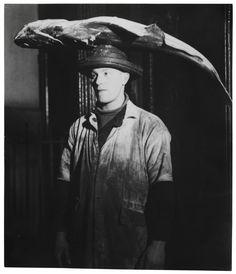 Bill Brandt (1904-1983) - Porter at Billingsgate, c. 1934