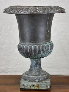 Latest Products – Chez Pluie Urn Planters, Outdoor Planters, Garden Urns, French Antiques, Cast Iron, 19th Century, Sculptures, Copper, Pottery