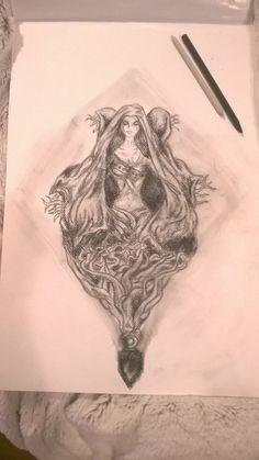 Trinity by vilrae.deviantart.com on @DeviantArt