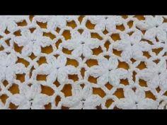 How to Crochet Flowers Stitch / Crochet Patterns # 3