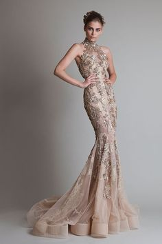 Krikor Jabotian 2013-2014 Couture Collection — Tulle Tales