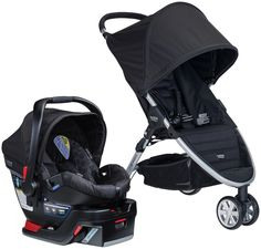 Britax B Agile Travel System Review 2014 Model Probably