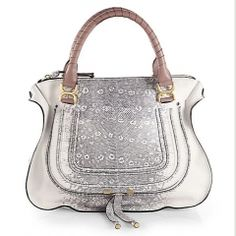Marcie Lizard Bag — www.VeryFirstTo.com
