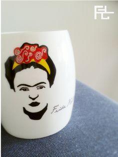 Frida Kahlo / FA - Diseño y Creaciones #Tazas #Mugs #FridaKahlo
