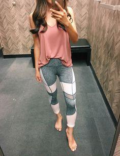 1e4fb90eade35e zella leggings crop für zierliche frauen gym workout outfit ideen #  workoutclothes #frauen #ideen