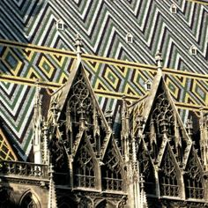 St. Stephen's Cathedral in #Vienna, #Austria  #travel #architecture