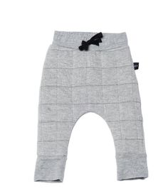 Quilted Huxbaby Pant for fall and winter
