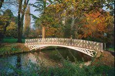 Morden Hall Park, Surrey, England.