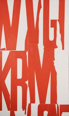 HackelBury Fine Art - William Klein: Paintings, Etc