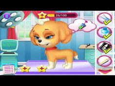 My Cute Little Pet_Videogames for kids_Android gameplay_Video for toddlers