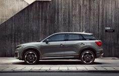 Tested Cars: Oro para el Audi Q2 en el German Design Award