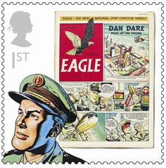 The Royal Mail has issued ten new stamps celebrating some of the best-known…