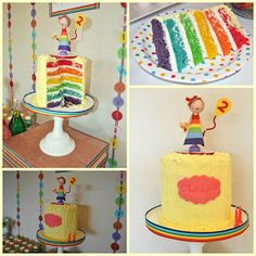 Little Sooti: {Real Parties} Rainbow Party