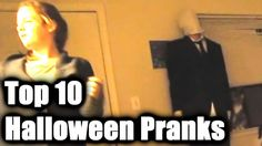 Top 20 Happy Halloween pranks with your friends & Family 2016 HD