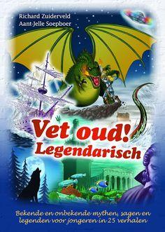 Vet oud! 3 - Legendarisch Comic Books, Vet, Legends, Comic Book, Comics, Graphic Novels