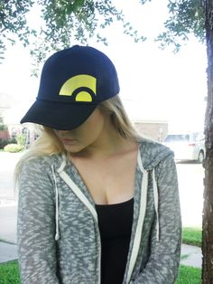 Pokemon go yellow team inspired hat by DepartedOffice on Etsy https://www.etsy.com/listing/452014570/pokemon-go-yellow-team-inspired-hat