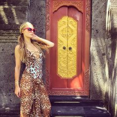 @ParisHilton Things that have been locked away, far too long... is this the gate to the ?