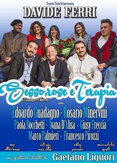 Teatro Passione: Risate spensierate al Totò di Napoli con Davide Fe...