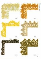 Gallery.ru / Фото #15 - 2180 - svetlyachoks Crochet Borders, Knit Crochet, Symbols, Knitting, Gallery, Border Tiles, Art, Crochet Edgings, Tricot