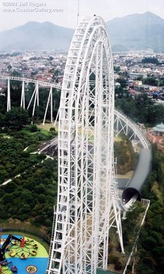 world's most amazing roller coasters