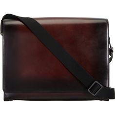 Araldi 1930 Burnished Messenger Bag