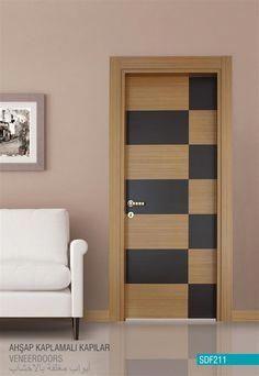 Top 40 Modern Wooden Door Designs for Home 2018 - dorje - Door Design Flush Door Design, Home Door Design, Wooden Main Door Design, Bedroom Door Design, Door Design Interior, Bedroom Furniture Design, Modern Bedroom Design, Interior Doors, Modern Design