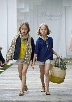 This week in NottingChic: Bonpoint SS13 fashion