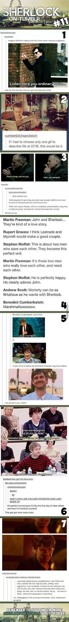 Sherlock On Tumblr #11