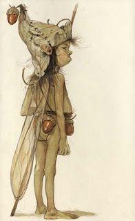whattaface!!!  po' lil fall fairy!!   Jean-Baptiste Monge