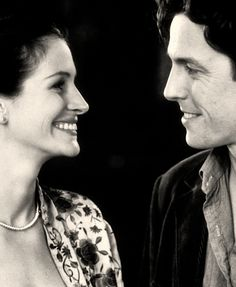 Julia Roberts & Hugh Grant - Nothing Hill (1999)